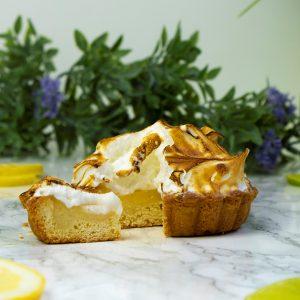 Lemon pie - Glasol healdería artesanal